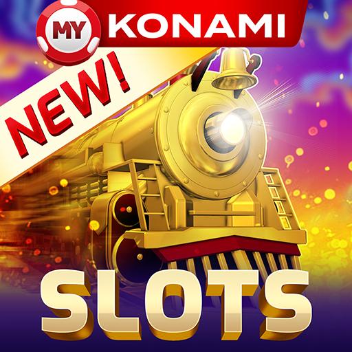 my KONAMI Slots – Casino Games & Fun Slot Machines 1.59.2 Apk Mod (unlimited money) Download latest