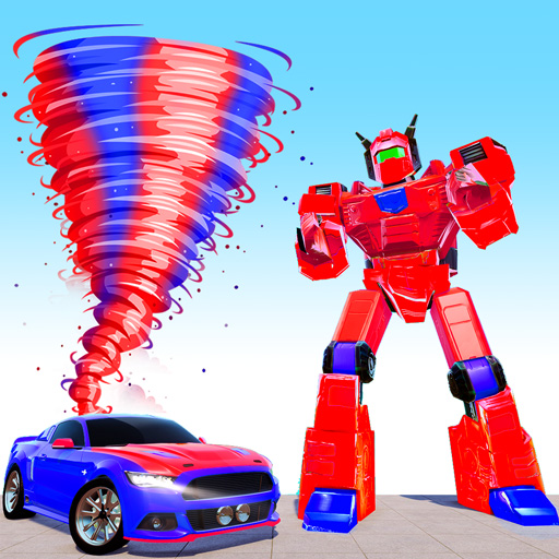 Air Robot Tornado Transforming – Robot Games Apk Mod (unlimited money) Download latest