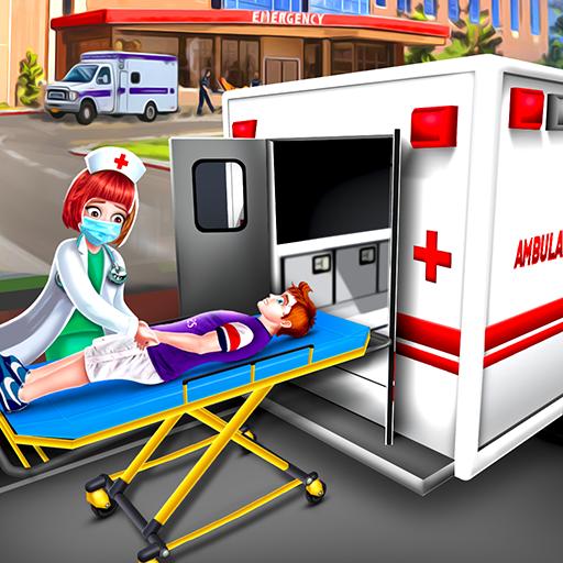 Ambulance Doctor Hospital – Rescue Game Apk Pro Mod latest
