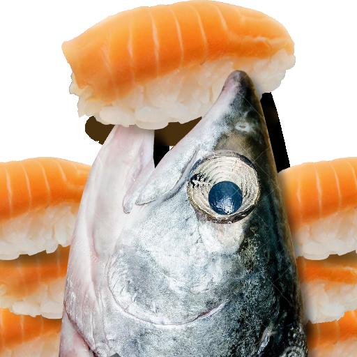 鮭魚吃壽司  Apk Mod (unlimited money) Download latest
