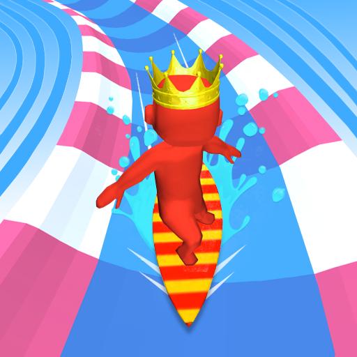 Aqua Path Slide Water Park Race 3D Game  Apk Pro Mod latest