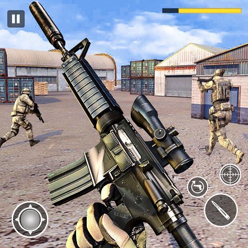 Army Commando Playground – New Free Games 2021  Apk Pro Mod latest