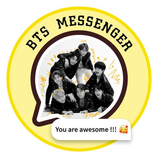 BTS Messenger – Chat with BTS Joke  Apk Pro Mod latest