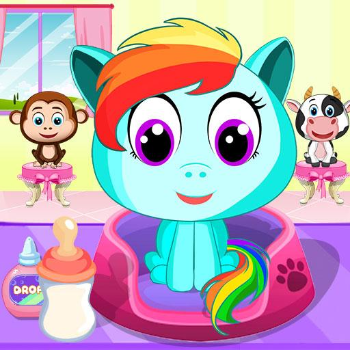 Baby Animal Care Pet Daycare Apk Pro Mod latest