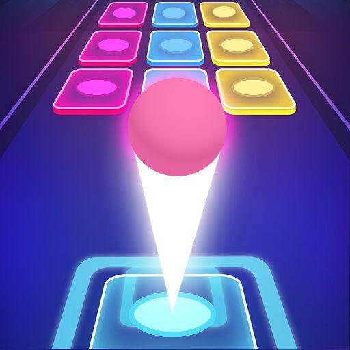 Beat Ball: Dancing Color Hop  Apk Pro Mod latest