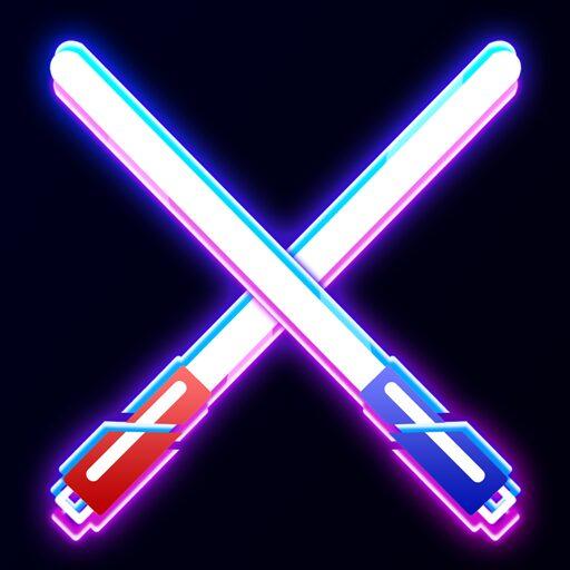 Beat Slash Music Game Blade & Saber Songs 1.4.5 Apk Mod (unlimited money) Download latest
