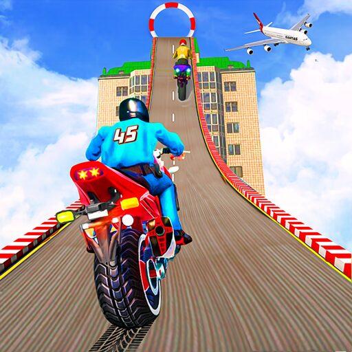 Bike Stunt Racer 3d Bike Racing Games – Bike Games 1.57 Apk Mod (unlimited money) Download latest