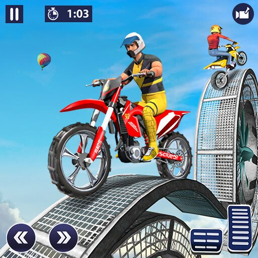Bike Stunt Racing 3D Bike Games – Free Games 2021  Apk Mod (unlimited money) Download latest