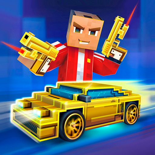 Block City Wars: Pixel Shooter with Battle Royale  Apk Mod (unlimited money) Download latest