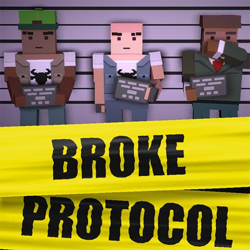 Broke Protocol: Online City RPG 1.13 Apk Mod (unlimited money) Download latest