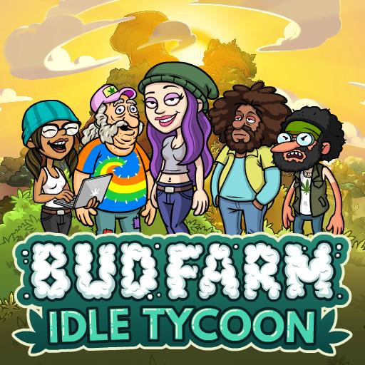 Bud Farm: Idle Tycoon – Build Your Weed Farm Apk Pro Mod latest