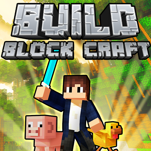 Build Block Craft Building games 1.0.11 Apk Mod (unlimited money) Download latest