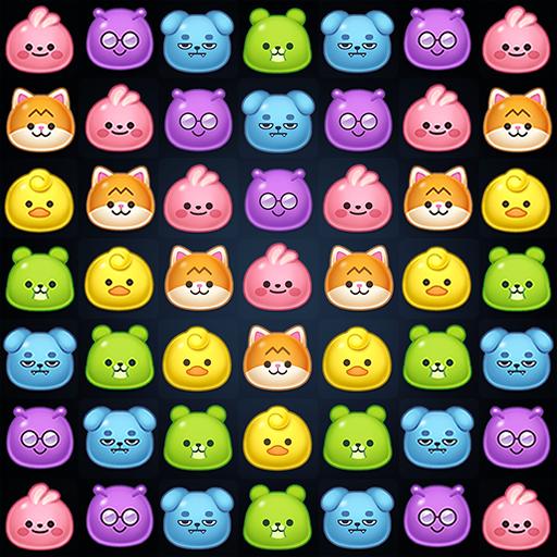 Candy Friends Forest : Match 3 Puzzle Apk Mod (unlimited money) Download latest