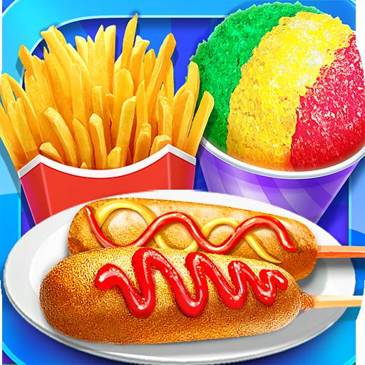 Carnival Fair Food – Crazy Yummy Foods Galaxy  Apk Pro Mod latest