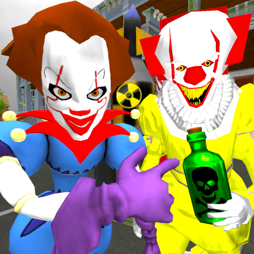 Clown Brothers. Neighbor Escape 3D 1.5 Apk Mod (unlimited money) Download latest