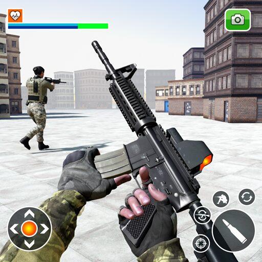Counter Terrorist Strike : Free FPS Shooting Games  Apk Pro Mod latest