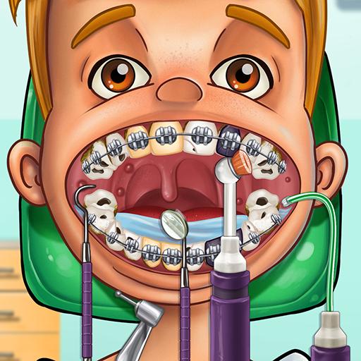Dentist games Apk Mod (unlimited money) Download latest