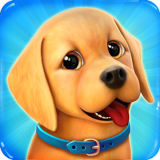 Dog Town: Pet Shop Game, Care & Play Dog Games  1.4.54 Apk Mod (unlimited money) Download latest
