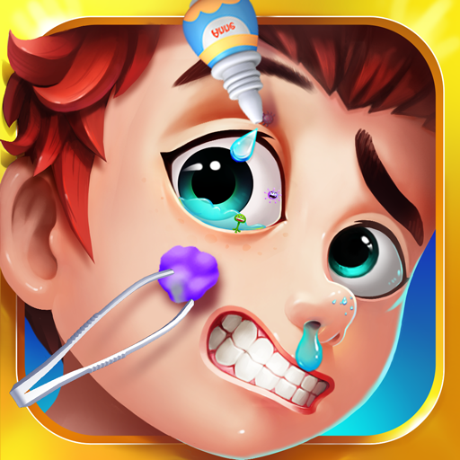 🏥👀Eye Doctor – Hospital Game Apk Mod (unlimited money) Download latest