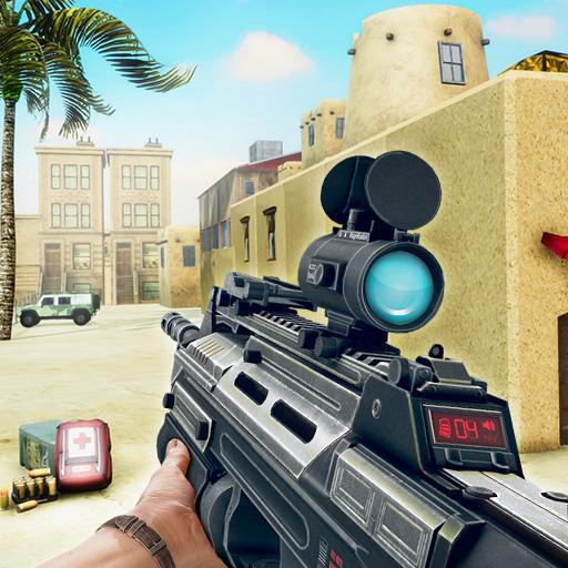 FPS Encounter Shooting – Fun Free Shooting Games 1.1 Apk Mod (unlimited money) Download latest