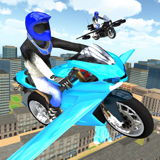Flying Motorbike Simulator Apk Pro Mod latest