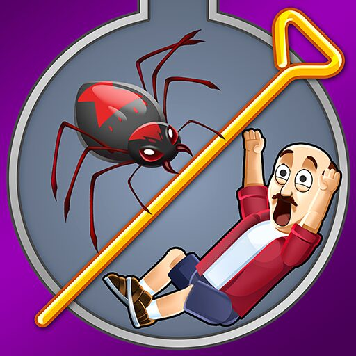 Freeze the Spider – Pull the Pin Game  Apk Pro Mod latest