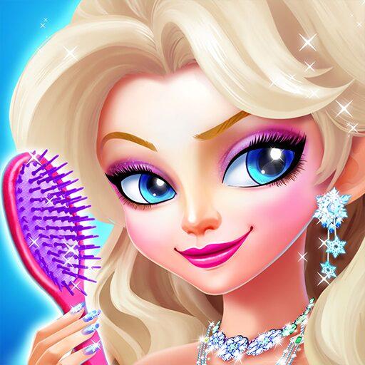 Girl Games: Princess Hair Salon Makeup Dress Up Apk Pro Mod latest
