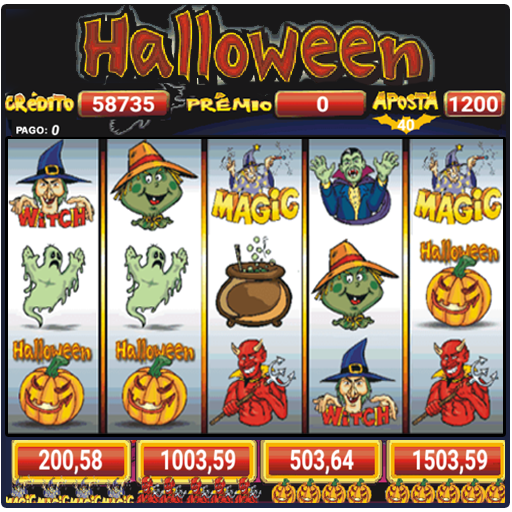 Halloween Slots 30 Linhas Multi Jogos  Apk Pro Mod latest