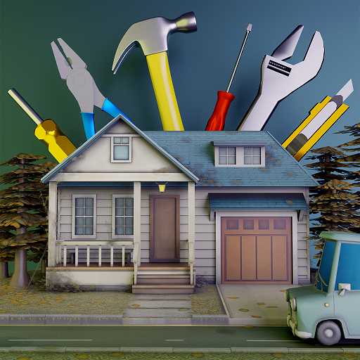 House Flipper 3D – Idle Home Design Makeover Game Apk Mod (unlimited money) Download latest