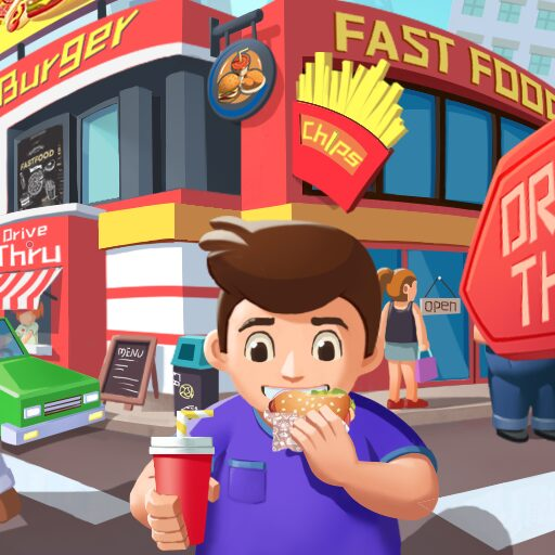 Idle Fast Food Tycoon  Apk Mod (unlimited money) Download latest