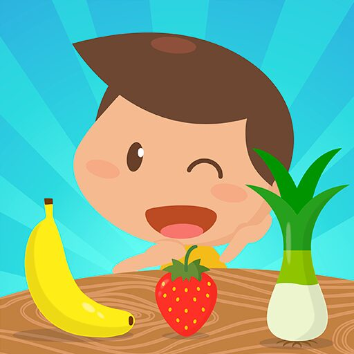 Learn fruits and vegetables – games for kids  Apk Mod (unlimited money) Download latest