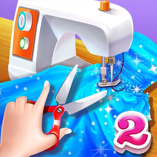 ✂️🧵Little Fashion Tailor 2 – Fun Sewing Game Apk Pro Mod latest