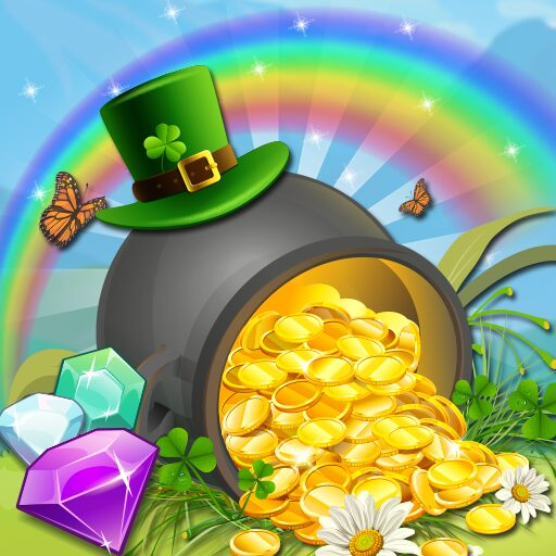 Match 3 – Rainbow Riches  Apk Mod (unlimited money) Download latest