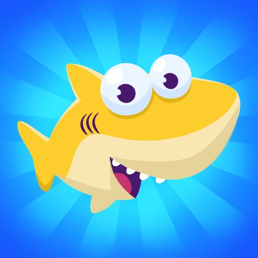 Merge Shark: Cute Fun Evolution Tap Doo Apk Mod (unlimited money) Download latest