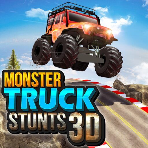 Monster Truck Game: Impossible Car Stunts 3D  Apk Pro Mod latest