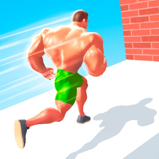 Muscle Rush – Smash Running Game  Apk Mod (unlimited money) Download latest