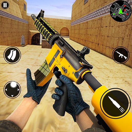 New Counter Terrorist Gun Shooting Game Apk Pro Mod latest