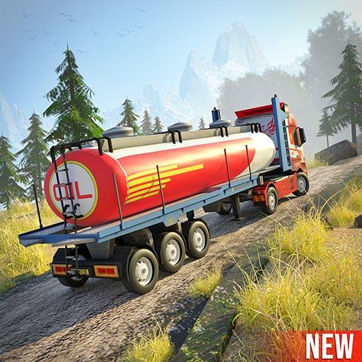 Offroad Oil Tanker Truck Simulator: Driving Games 1.18 Apk Mod (unlimited money) Download latest