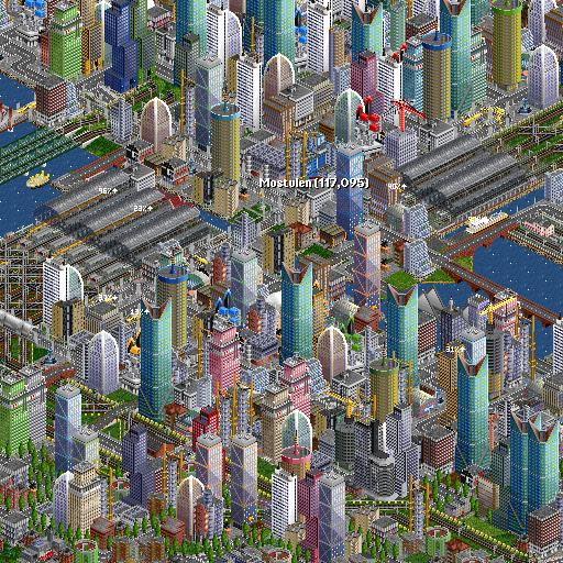 OpenTTD  1.11.2.rev106 Apk Mod (unlimited money) Download latest