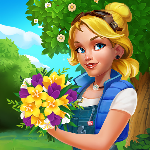 Park Town: Match 3 Game with a story!  Apk Pro Mod latest