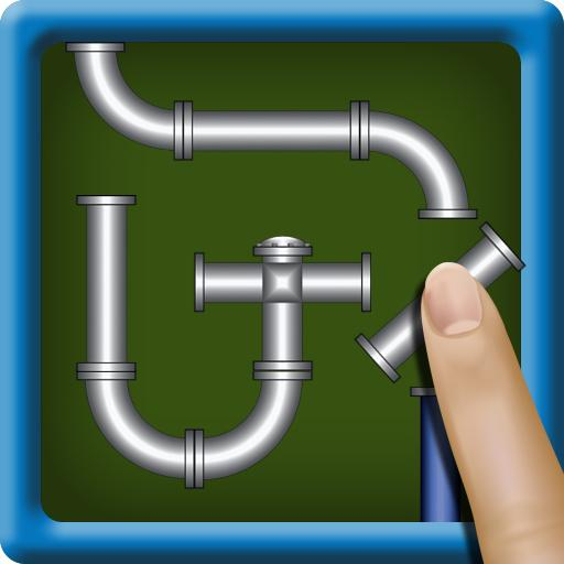 Plumbing water pipes game  Apk Pro Mod latest
