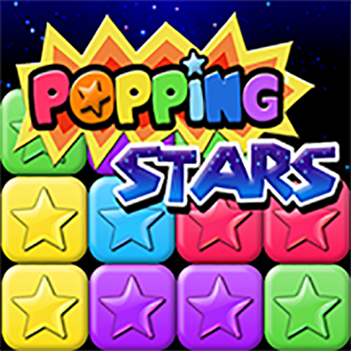 Popping Stars-Free classic elimination game  Apk Mod (unlimited money) Download latest