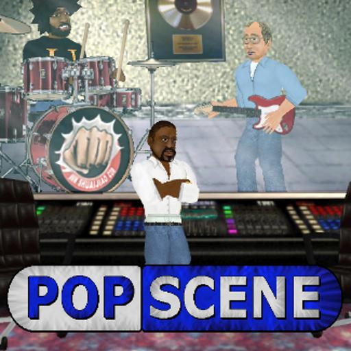 Popscene (Music Industry Sim)  Apk Pro Mod latest