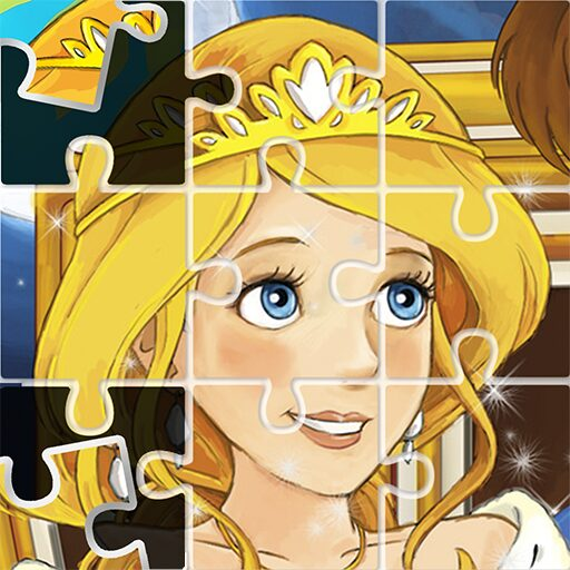 Princess Puzzles and Painting Apk Mod (unlimited money) Download latest
