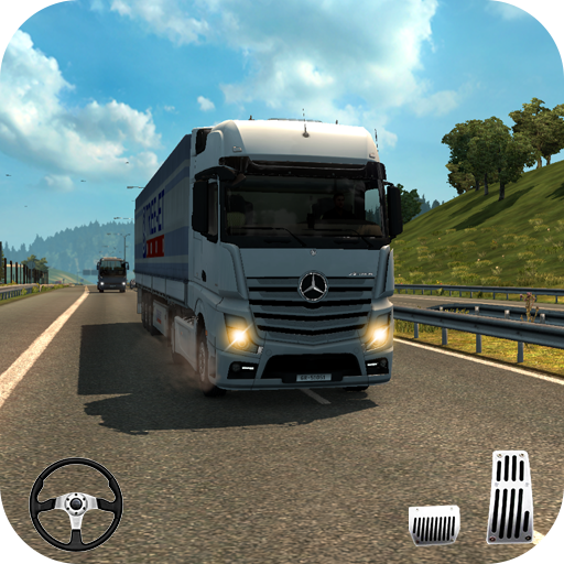 Real Heavy Truck Driver  Apk Mod (unlimited money) Download latest