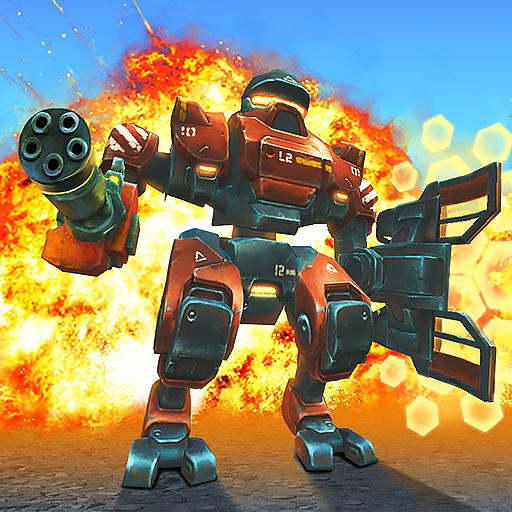 Robots VS Tanks: 5v5 Tactical Multiplayer Battles 2.72.5 Apk Mod (unlimited money) Download latest