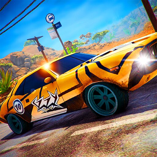 Rush: Extreme Racing Multiplayer Drift game Apk Mod (unlimited money) Download latest