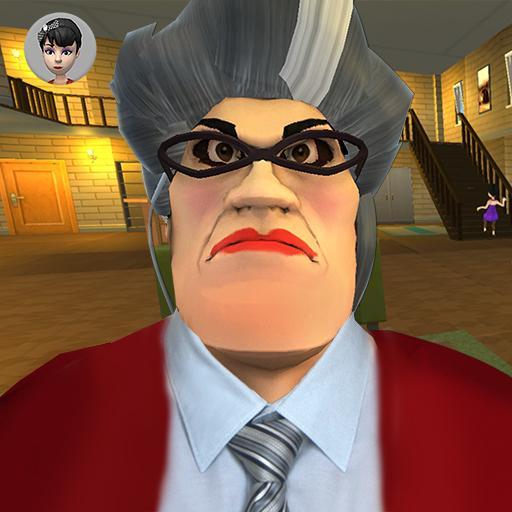 Scary Evil Teacher 3D Game Creepy Spooky Game 2020 Apk Pro Mod latest