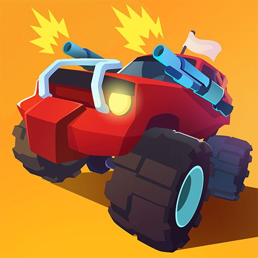 Smash racing: drive from cops, make an epic crash! 6.7.7 Apk Mod (unlimited money) Download latest