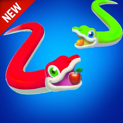 Snake Slither Battle Fun Addicting Arcade Battle Apk Pro Mod latest